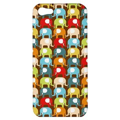 Elefunts! Apple Iphone 5 Hardshell Case by Contest1888309