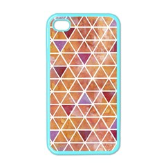 Geometrics Apple Iphone 4 Case (color) by Contest1888309