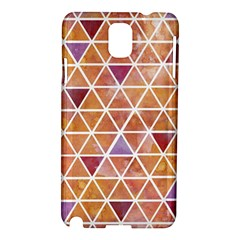 Geometrics Samsung Galaxy Note 3 N9005 Hardshell Case by Contest1888309