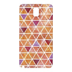 Geometrics Samsung Galaxy Note 3 N9005 Hardshell Back Case by Contest1888309