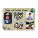 Nani s 90th B-Day gift - Plate Mat