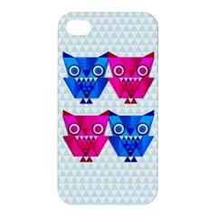 Owligami Apple Iphone 4/4s Hardshell Case by doodlelabel