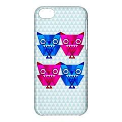 Owligami Apple Iphone 5c Hardshell Case by doodlelabel