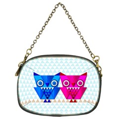 Owligami Chain Purse (two Sides) by doodlelabel