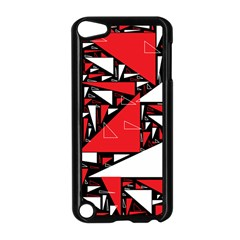 Titillating Triangles Apple Ipod Touch 5 Case (black) by StuffOrSomething