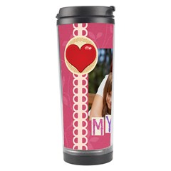 Mothers Day By Jacob   Travel Tumbler   Yr7ynchidvrb   Www Artscow Com Left