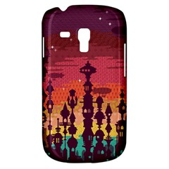 Meet me after sunset Samsung Galaxy S3 MINI I8190 Hardshell Case by Contest1888822