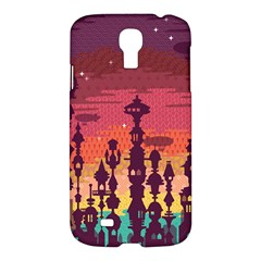 Meet Me After Sunset Samsung Galaxy S4 I9500/i9505 Hardshell Case by Contest1888822