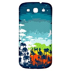 Rainforest City Samsung Galaxy S3 S Iii Classic Hardshell Back Case by Contest1888822