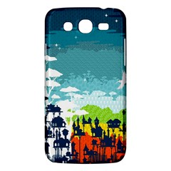 Rainforest City Samsung Galaxy Mega 5 8 I9152 Hardshell Case  by Contest1888822