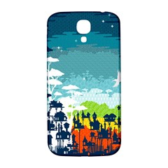 Rainforest City Samsung Galaxy S4 I9500/i9505  Hardshell Back Case by Contest1888822