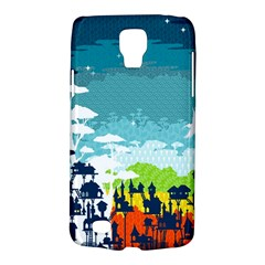 Rainforest City Samsung Galaxy S4 Active (i9295) Hardshell Case by Contest1888822