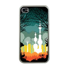A Discovery In The Forest Apple Iphone 4 Case (clear) by Contest1888822