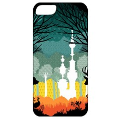 A Discovery In The Forest Apple Iphone 5 Classic Hardshell Case by Contest1888822