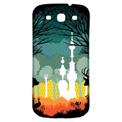 A Discovery In The Forest Samsung Galaxy S3 S Iii Classic Hardshell Back Case by Contest1888822