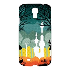 A Discovery In The Forest Samsung Galaxy S4 I9500/i9505 Hardshell Case by Contest1888822