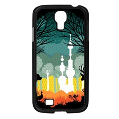 A Discovery In The Forest Samsung Galaxy S4 I9500/ I9505 Case (black) by Contest1888822