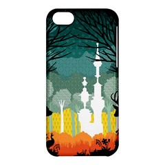 A Discovery In The Forest Apple Iphone 5c Hardshell Case by Contest1888822