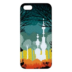 A Discovery In The Forest Iphone 5s Premium Hardshell Case by Contest1888822