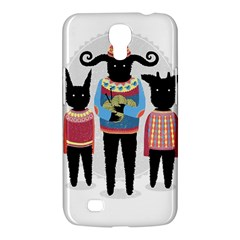 Nightmare Knitting Party Samsung Galaxy Mega 6 3  I9200 Hardshell Case by Contest1888822