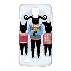 Nightmare Knitting Party Samsung Galaxy S4 Active (i9295) Hardshell Case by Contest1888822