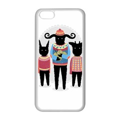 Nightmare Knitting Party Apple Iphone 5c Seamless Case (white) by Contest1888822
