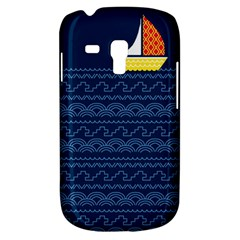Sail the seven seas Samsung Galaxy S3 MINI I8190 Hardshell Case by Contest1888822
