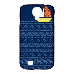 Sail The Seven Seas Samsung Galaxy S4 Classic Hardshell Case (pc+silicone) by Contest1888822