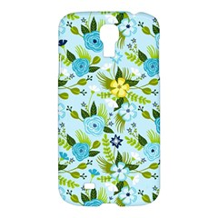 Flower Bucket Samsung Galaxy S4 I9500/I9505 Hardshell Case by Contest1888822