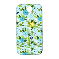 Flower Bucket Samsung Galaxy S4 I9500/i9505  Hardshell Back Case by Contest1888822