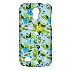 Flower Bucket Samsung Galaxy S4 Mini (GT-I9190) Hardshell Case  by Contest1888822
