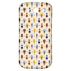 Ice Cream! Samsung Galaxy S3 S Iii Classic Hardshell Back Case by Contest1888822
