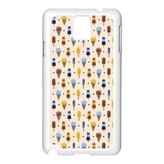 Ice Cream! Samsung Galaxy Note 3 N9005 Case (white) by Contest1888822