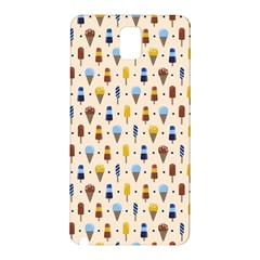 Ice Cream! Samsung Galaxy Note 3 N9005 Hardshell Back Case by Contest1888822