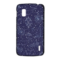Constellations Google Nexus 4 (LG E960) Hardshell Case by Contest1888822
