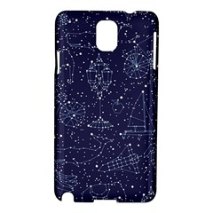 Constellations Samsung Galaxy Note 3 N9005 Hardshell Case by Contest1888822