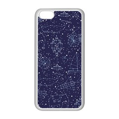 Constellations Apple iPhone 5C Seamless Case (White) by Contest1888822