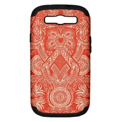 Magic Carpet Samsung Galaxy S Iii Hardshell Case (pc+silicone) by Contest1888822