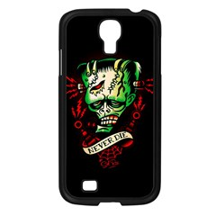 Never Die Samsung Galaxy S4 I9500/ I9505 Case (black) by TheTalkingDead