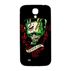 Never Die Samsung Galaxy S4 I9500/i9505  Hardshell Back Case by TheTalkingDead