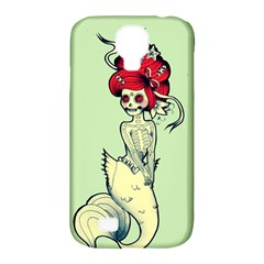 Once A Mermaid Samsung Galaxy S4 Classic Hardshell Case (pc+silicone) by TheTalkingDead