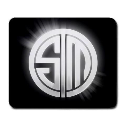 Tsm Logo By Dan   Large Mousepad   Ts4sm2fpckfh   Www Artscow Com Front