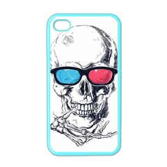3Death Apple iPhone 4 Case (Color) by Contest1889625