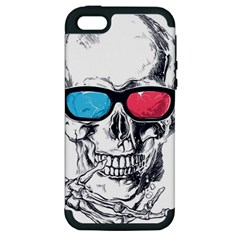 3Death Apple iPhone 5 Hardshell Case (PC+Silicone) by Contest1889625