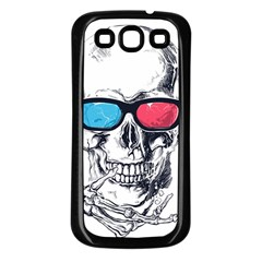 3Death Samsung Galaxy S3 Back Case (Black) by Contest1889625
