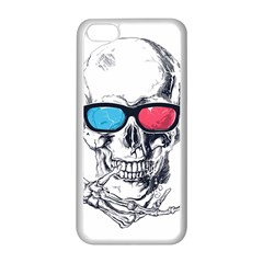 3Death Apple iPhone 5C Seamless Case (White) by Contest1889625