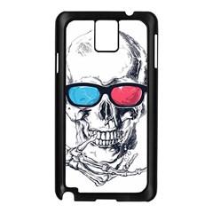 3Death Samsung Galaxy Note 3 N9005 Case (Black) by Contest1889625