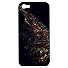 A Beautiful Beast Apple Iphone 5 Hardshell Case by Contest1889625