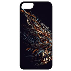 A Beautiful Beast Apple Iphone 5 Classic Hardshell Case by Contest1889625