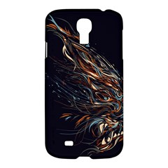 A Beautiful Beast Samsung Galaxy S4 I9500/i9505 Hardshell Case by Contest1889625
